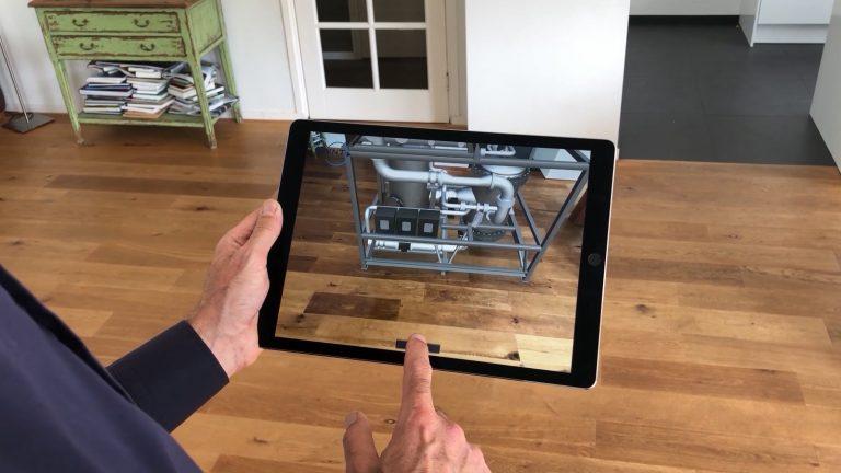 Demo Augmented Reality